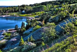 Marble Mountain by