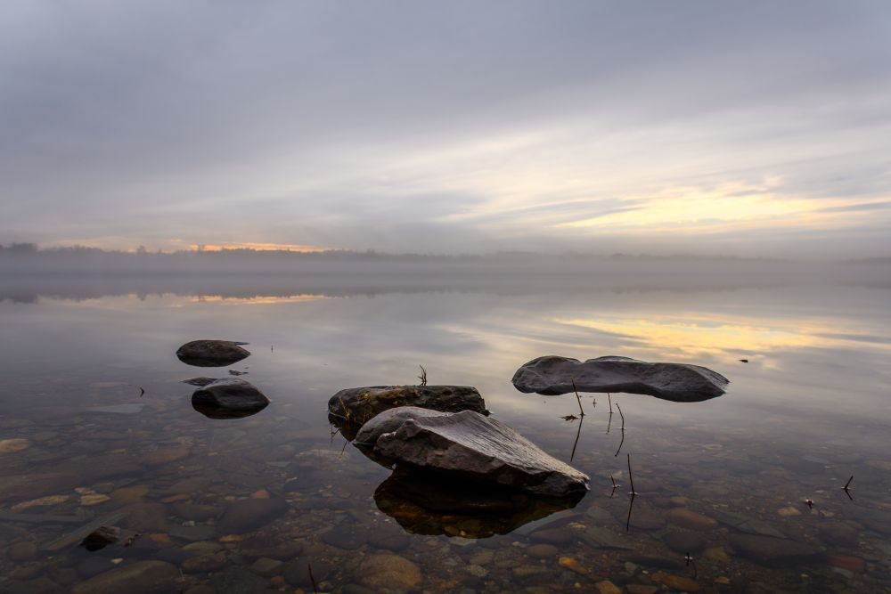 """Serenity now"", by Jason Jeandron. Taken at Sheffield, NB."