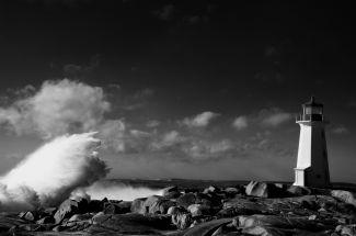Sea surge by