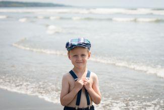 Fun at the beach by