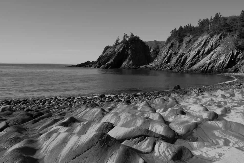 """""""Smugglers Cove"""", by G. NEARING. Taken at DIGBY .CO."""