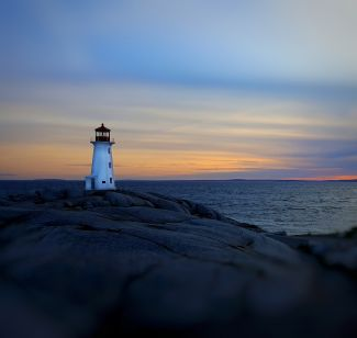 Peggy's Cove by