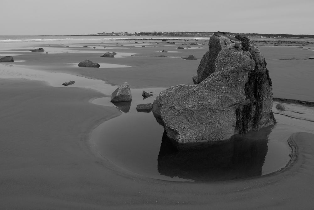 """""""Islands in the Sand"""", by G. NEARING. Taken at DIGBY .CO."""