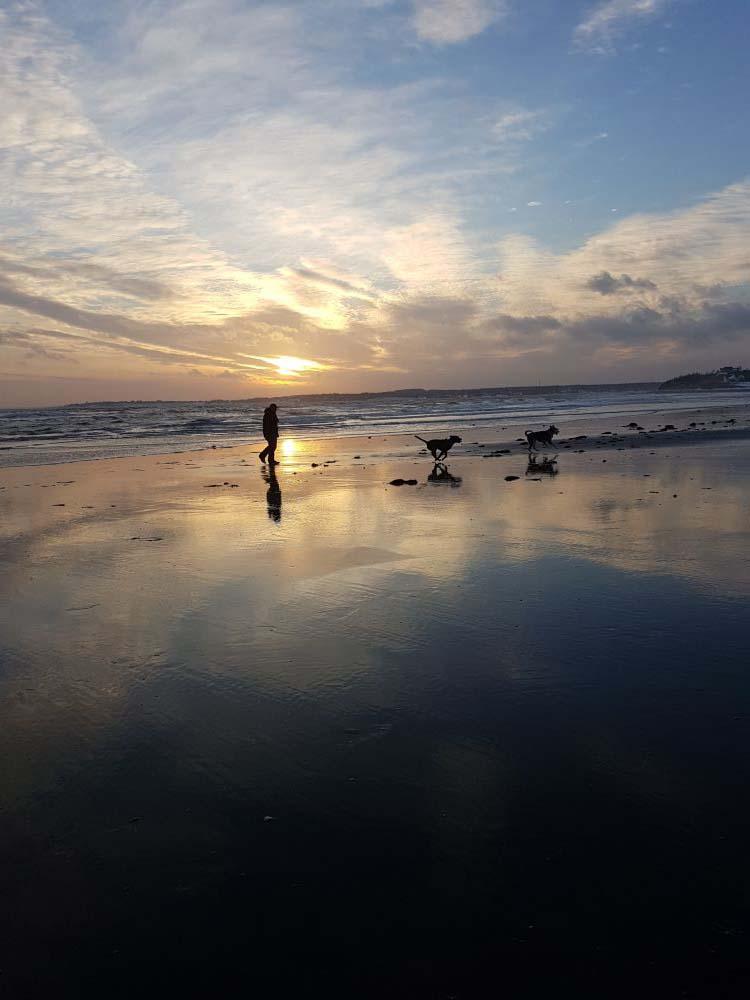 """""""Reflective Memories"""", by Shyanne Donovan. Taken at LawrenceTown Beach NS."""