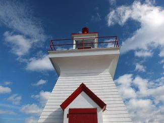 Digby Town Lighthouse by