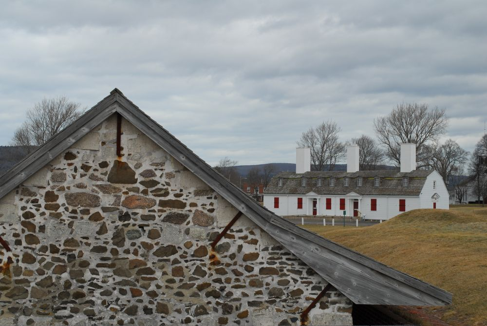 """Fort Anne"", by G. NEARING. Taken at Annapolis Royal."