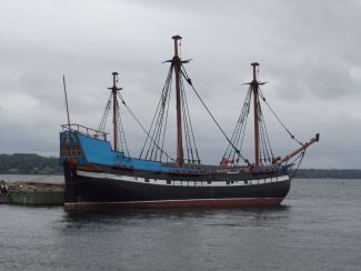 Ship Hector by