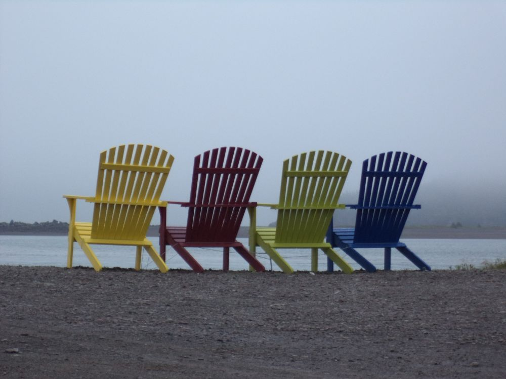 """Looking to Sea"", by Anita Daye. Taken at Parrsboro, Nova Scotia."