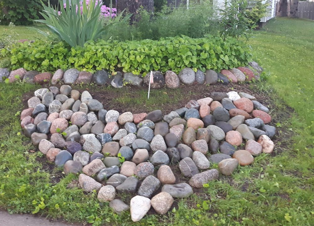"""""""Rock Heart"""", by S.Dixon. Taken at Fredericton north, New Brunswick."""