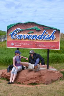 A Day at Cavendish...Oops! by