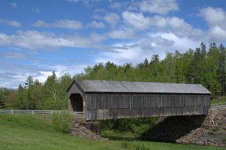 COVERED BRIDGE by