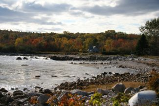 Autumn Cove by