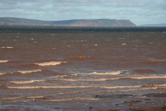 Fundy Storm by