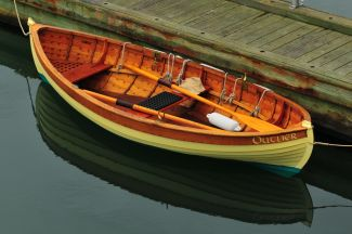 Wooden Boat by