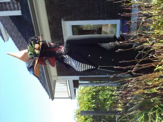 Witch, Scarecrow Festival by