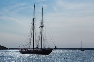 Bluenose II by