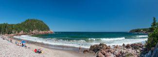 Black Brook Beach by