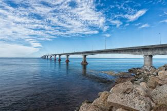 Confederation Bridge by