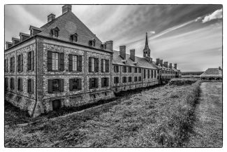 Fortress of Louisbourg by