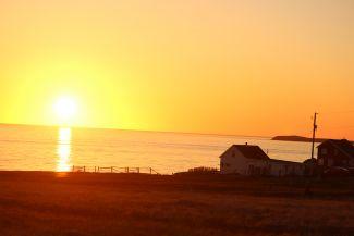 Sunset glory by