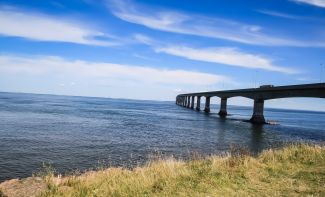 Confederation bridge by