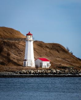 Classic Lighthouse by