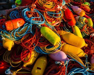 Buoys and Ropes by
