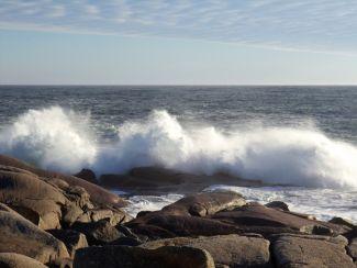 Crashing Waves by