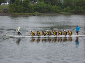 Dragon Boat Racers by