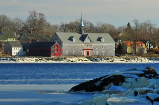 SHELBURNE NS. by