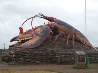 Now That's a Lobster! by