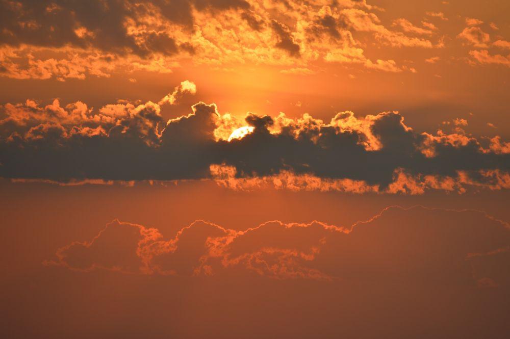 """Beautiful sunrise"", by Vicky McKnight. Taken at Digby, NS."
