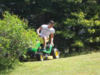 Lawn Boy by