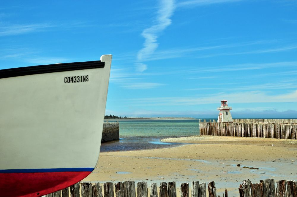"""""""BELLIVEAU COVE"""", by GLEN NEARING. Taken at DIGBY CO. NS."""