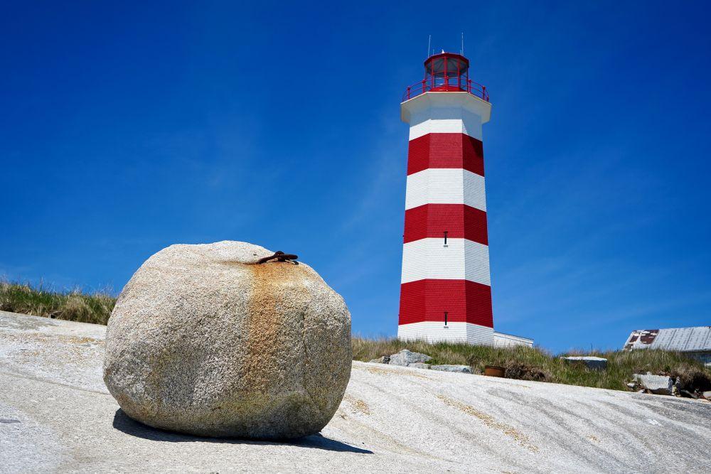 """Sambro Island Lighthouse"", by Daniel Archibald."